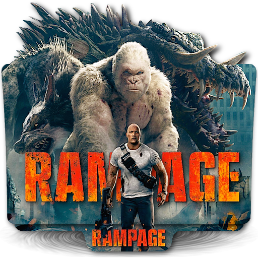 Image result for rampage movie png