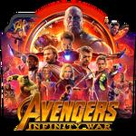 Avengers 3 Infinity War movie folder icon v2