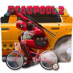 Deadpool 2 movie folder icon v4