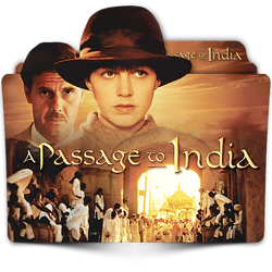A Passage To India movie folder icon v2