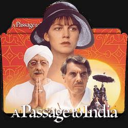 A Passage To India movie folder icon v1