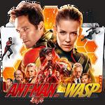 Ant-Man and The Wasp movie folder icon v2