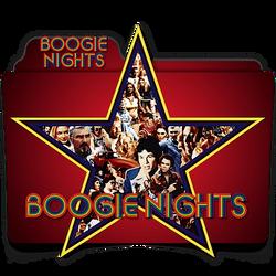Boogie Nights movie folder icon