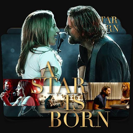 A Star Is Born 2018 Movie Folder Icon By Zenoasis On Deviantart