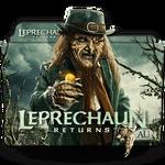 Leprechaun Returns movie folder icon