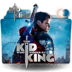 The Kid Who Would Be King movie folder icon v1