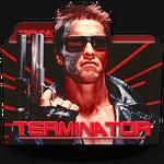 The Terminator movie folder icon v3