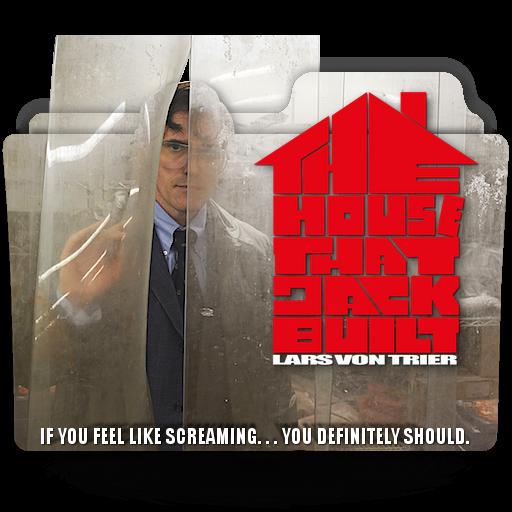 The House That Jack Built movie folder icon v2 by zenoasis