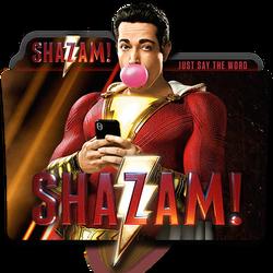 Shazam! movie folder icon v3 by zenoasis