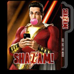 Shazam! vertical movie folder icon by zenoasis