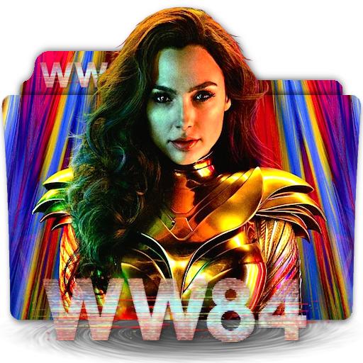 Wonder Woman 2 Movie Folder Icon V1 By Zenoasis On Deviantart