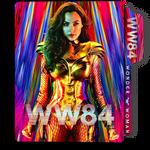 Wonder Woman 2 movie folder icon v3