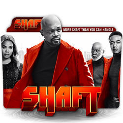SHAFT 2019 movie folder icon by zenoasis