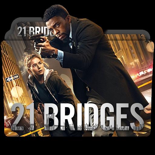 21 Bridges Movie Folder Icon V1 By Zenoasis On Deviantart