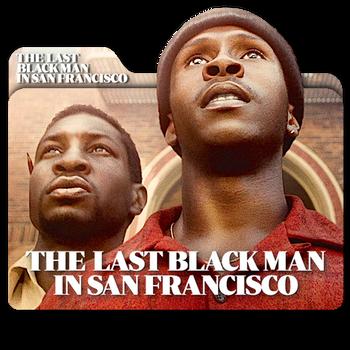 The Last Black Man in San Francisco movie folder by zenoasis