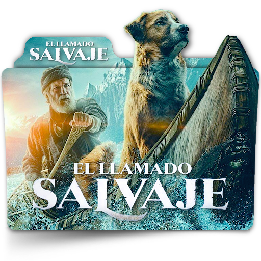 The Call Of The Wild Movie Folder Icon V1 By Zenoasis On Deviantart