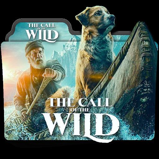 The Call Of The Wild Movie Folder Icon V1 En By Zenoasis On Deviantart