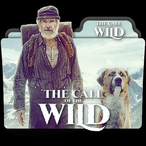The Call Of The Wild Movie Folder Icon V2 En By Zenoasis On Deviantart