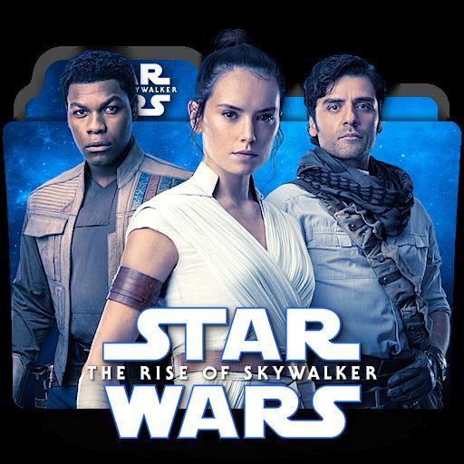 Star Wars Rise Of Skywalker Movie Folder Icon V2 By Zenoasis On Deviantart