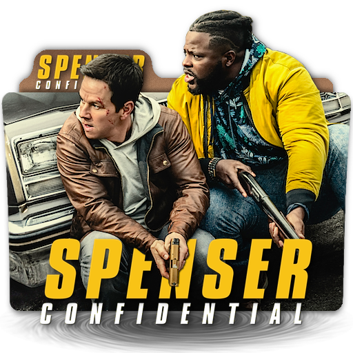 Spenser Confidential Movie Folder Icon V1 By Zenoasis On Deviantart