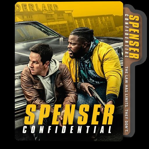 Spenser Confidential Movie Folder Icon V2 By Zenoasis On Deviantart