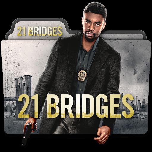 21 Bridges Movie Folder Icon V3 En By Zenoasis On Deviantart