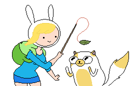 Fionna and Cake by CommonDusty