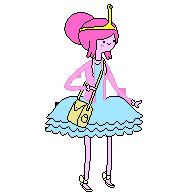 Princess Bubblegum by CommonDusty