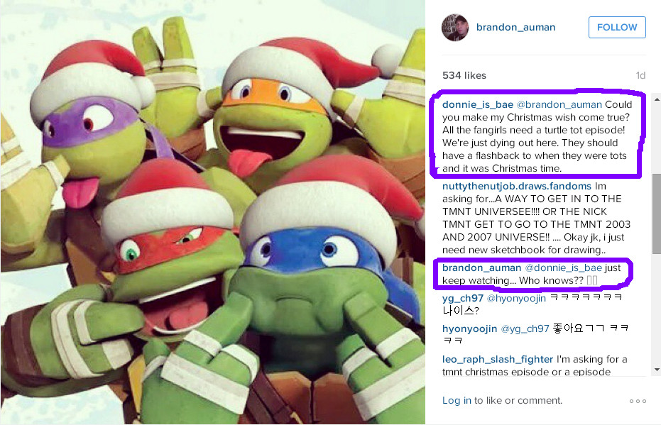 Turtle tots now confirmed by lullabystars on deviantart last week auman hinted there will be turtle tots now its confirmed coming soon merrychristmas happyholidays tmnt sciox Image collections
