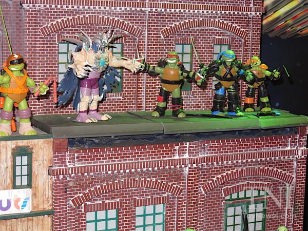 Super Shredder mutant and TMNT toys by lullabystars on ...