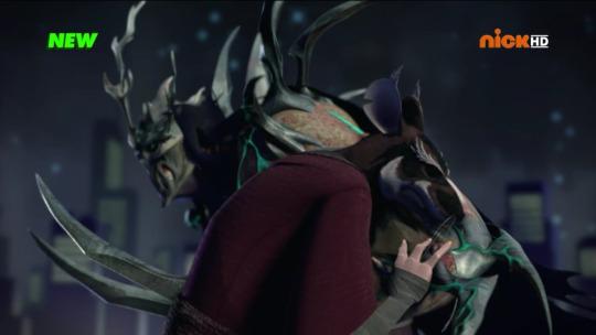 Shredder Kills Splinter By Lullabystars On Deviantart