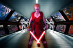 Star Wars Darth Jenza