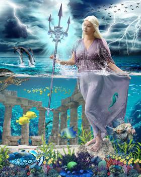 Goddess Poseidon