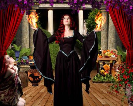 Goddess Hestia