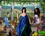 Goddess Dionysus