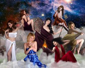 Greek Mythology: Pleiades
