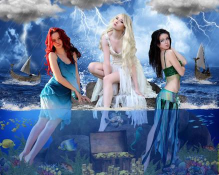 Greek Mythology: Sirens