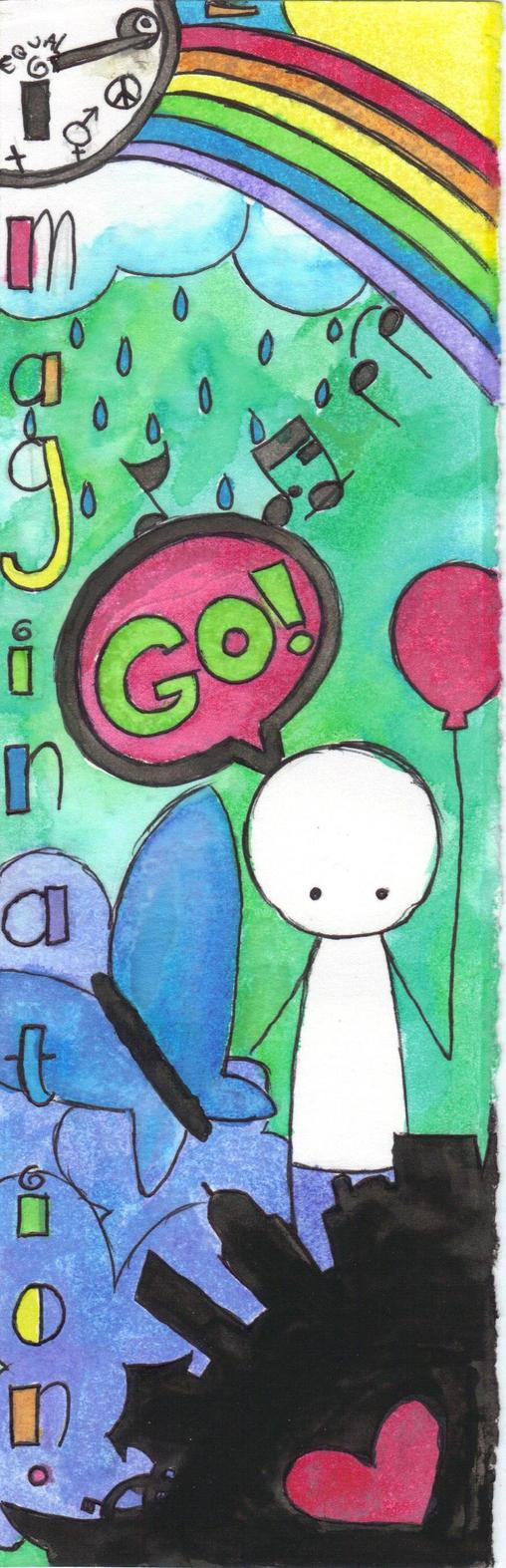 Imagination GO by ViviFox495