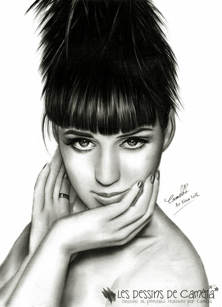 Katy Perry II by Camelia-07