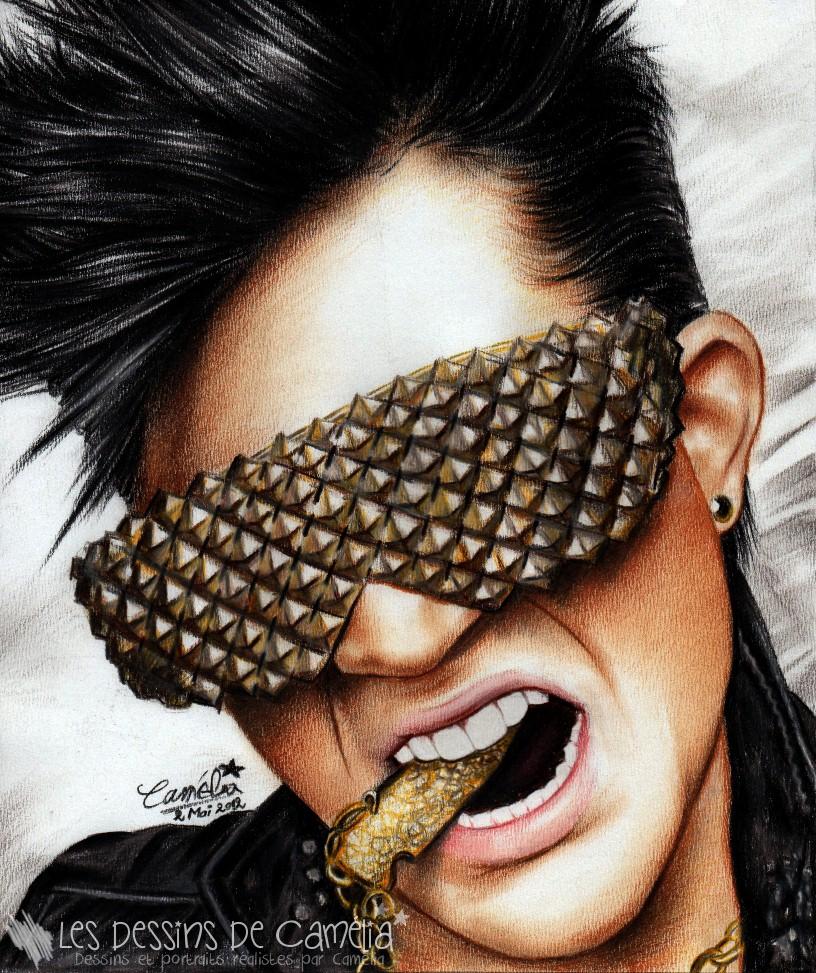 Adam Lambert by Camelia-07