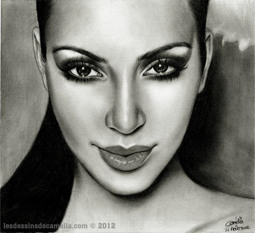 Kim Kardashian by Camelia-07