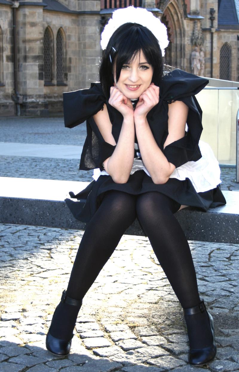 maid sama cosplay alodia - photo #9