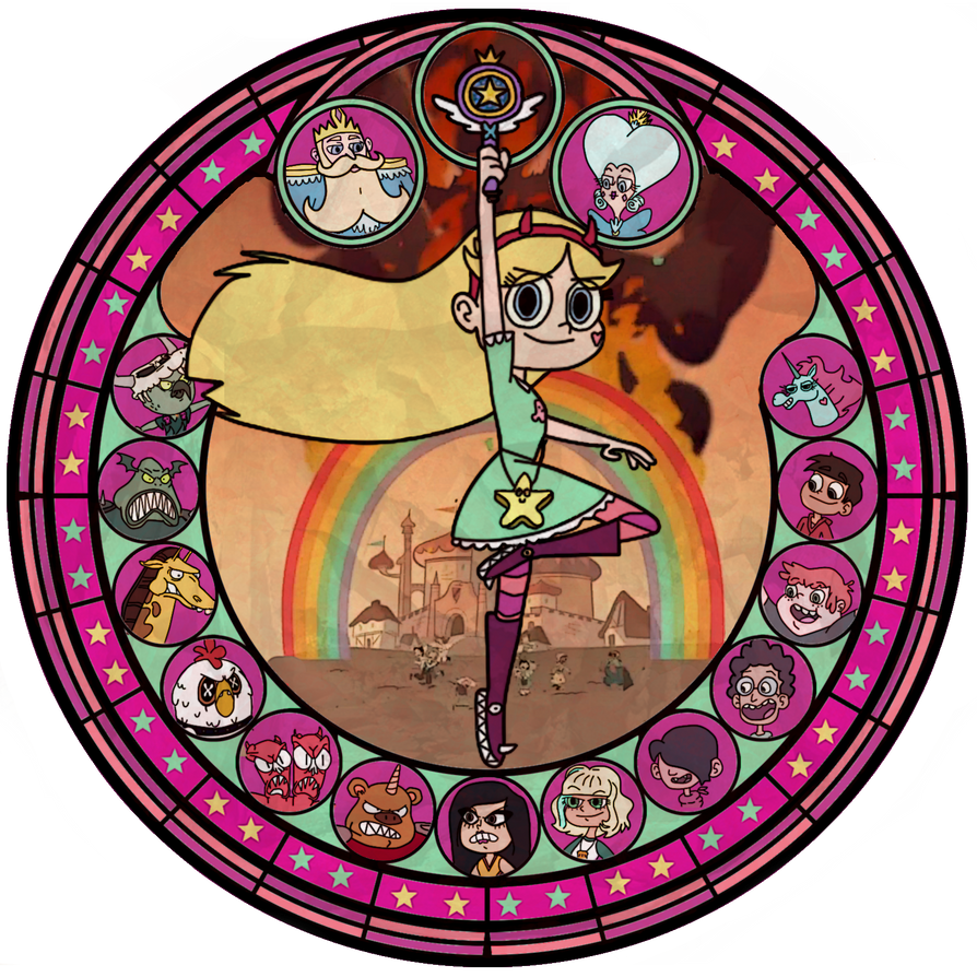 Glass Vs Leaded Stained Glass : Stained glass svfoe by will on deviantart