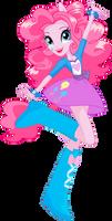 Vector Equestria Girls Box Pinkie Pie