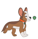 PAW Patrol OC: Digby