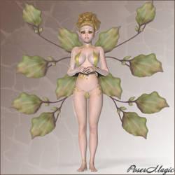 Aesara fairy by PoserMagic