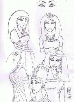 Egyptian Disney Princess