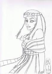 Tuya LineArt by MyWorld1