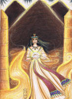 The Power of Ancient Egypt by MyWorld1