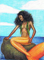 Mermaid Song by MyWorld1